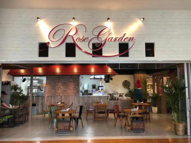 ローズガーデンカフェ イオンモール沖縄ライカム店の画像・写真