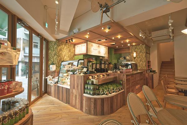 ホノルルコーヒー 麻布十番店の画像・写真