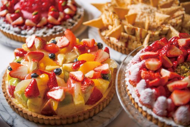 デリス タルト&カフェ くずはモール店の画像・写真