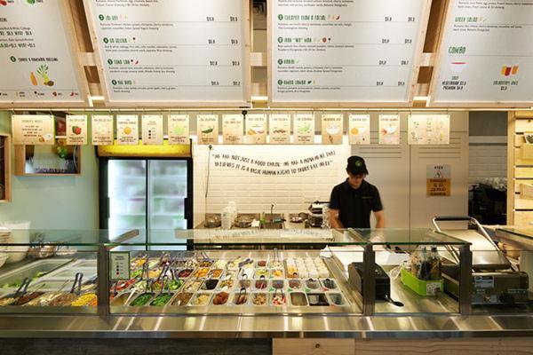 SALAD STOP!六本木店グランドタワー店の画像・写真